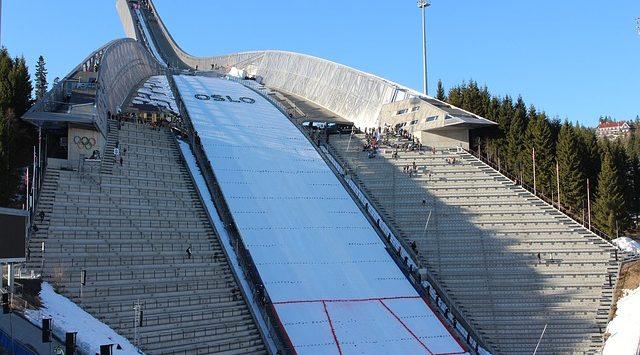 Holmenkollen in Oslo
